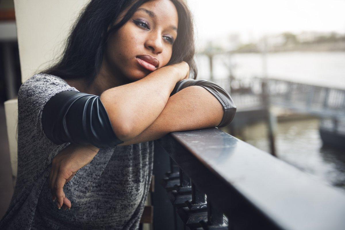 black woman depressed2